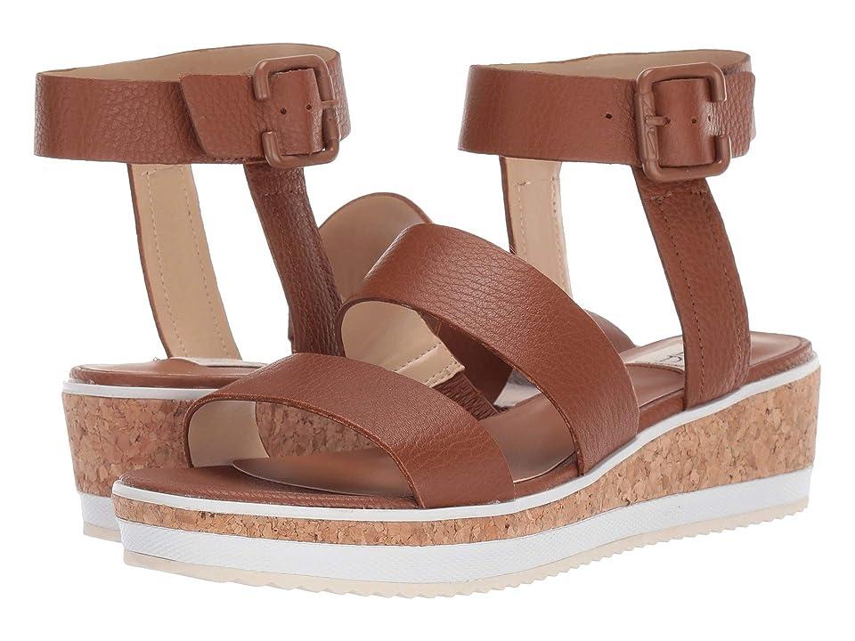 ED Ellen DeGeneres Stassi Wedge Sandal (Walnut) Women