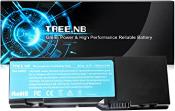 7800mAh, 9 Cell Long Life, Replacement Laptop Battery for Dell Inspiron 6400, Inspiron 1501, Inspiron E1505, Latitude 131L, Vostro 1000 fits P/N KD761 GD476 HK421 RD850 24 Months Warranty