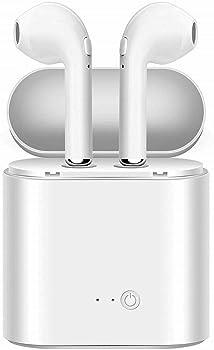 KRDOLY in-Ear Earphone Sport Headsets with Built-in Mic