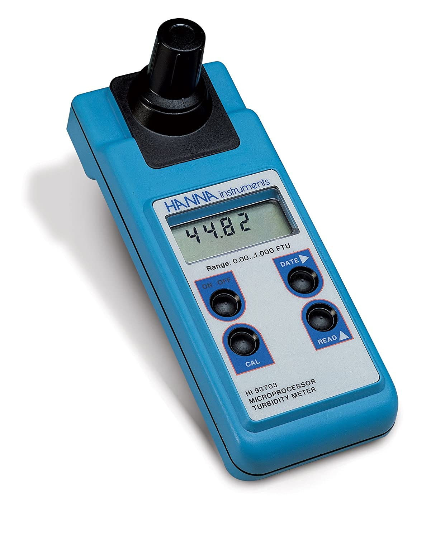 Hanna Instruments HI San Antonio Mall Limited time cheap sale 93703C Portable Meter Turbidity Kit Logging