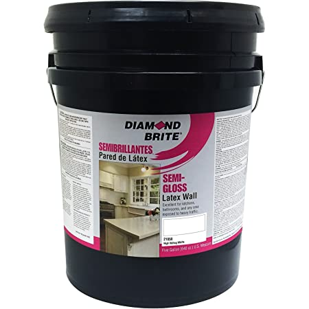 Amazon Com Behr Premium Plus 1 Gal Ultra Pure White Semi Gloss Enamel Zero Voc Interior Paint And Primer In One Home Improvement