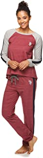 U.S. Polo Assn. Womens Long Sleeve Shirt and Lounge...