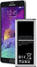 Galaxy Note 4 Battery,Cleantt 3220mAh Li-ion Replacement...