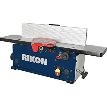 """RIKON Power Tools 20-600H 6"""" Benchtop Jointer with Helical Cutter head"""
