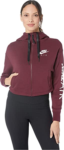 Sportswear Air Hoodie Full Zip Fleece