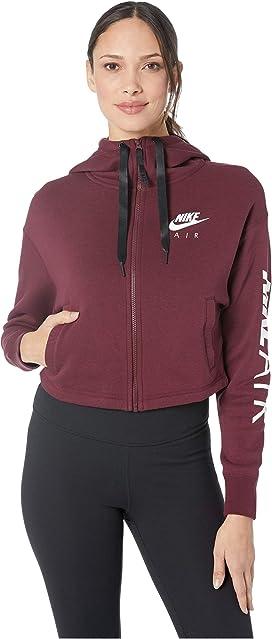 pretty nice 8e89b 823d5 Sportswear Air Hoodie Full Zip Fleece. Nike