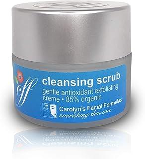 Sponsored Ad - Carolyn's Facial Fitness Cleansing Scrub | Exfoliate Face Scrub | Nourishing Skin Care | Face Scrub With Al...