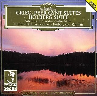 Grieg: Peer Gynt Suites / Sibelius: Valse triste