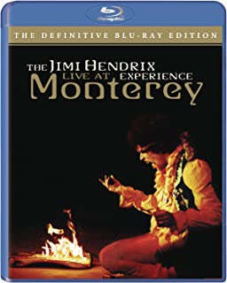 American Landing: Jimi Hendrix Experience Live at [Blu-ray]