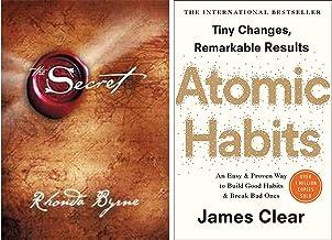The Secret + Atomic Habits (Combo of 2 Books)