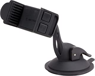 SCOSCHE HDM-R DashMount Universal Smartphone/GPS Suction Cup Mount for the Car, Home or Office (Renewed)