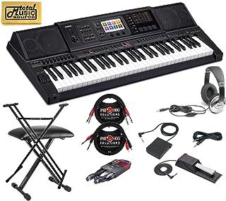 Casio MZ-X300 Arranger Keyboard 61 Key Stage Bundle