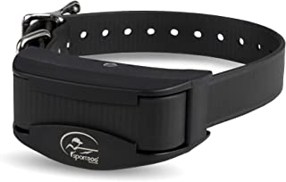 SportDOG Brand Rechargeable In-Ground Fence Add-A-Dog Collar - Additional, Replacement, or Extra Containment Collar - Waterproof with Tone/Vibration and Shock - SDF-CR