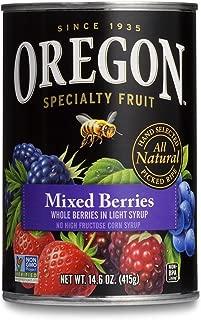 Oregon Fruit Mixed Berries - 14.6 oz (Pack of 8)