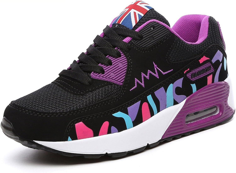 Webb Perkin Women's Fashion Sport shoes Casual Air Cushion Training Yoga Sneaker