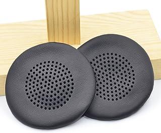 أغطية وسادات الأذن بديلة لسماعات بلانترونيكس بلاك واير C510 C520 C710 C720