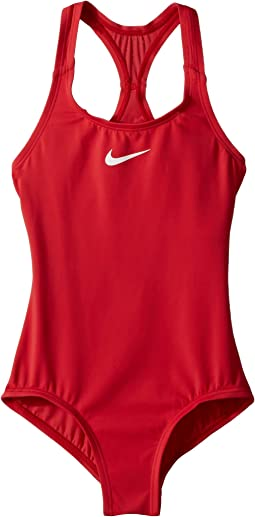 Solid Racerback Sport One-Piece (Little Kids/Big Kids)