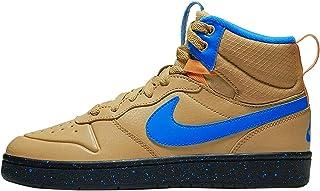 Nike Court Borough Mid 2 Boot (gs) Big Kids Bq5440-701