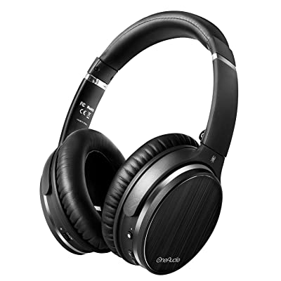 OneOdio Active Noise Cancelling Bluetooth Headp...