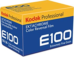 Kodak E100G Professional ISO 100, 35mm, 36 Exposures, Color Transparency Film