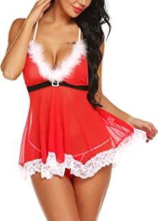 Best slutty santa lingerie Reviews