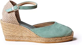 Toni Pons Lloret-5 - Espadrille for Woman Made in Suede.