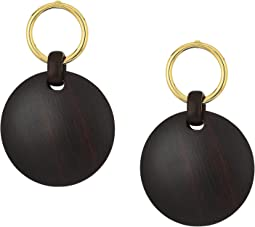 Acetate Runway Earrings