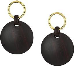 Acetate Runway Earrings