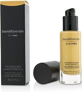 BarePro Performance Wear Liquid Foundation Sandalwood 15 1 Fluid Ounce