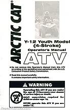2257-022 2004 Arctic Cat 90 4 Stroke ATV Owners Manual