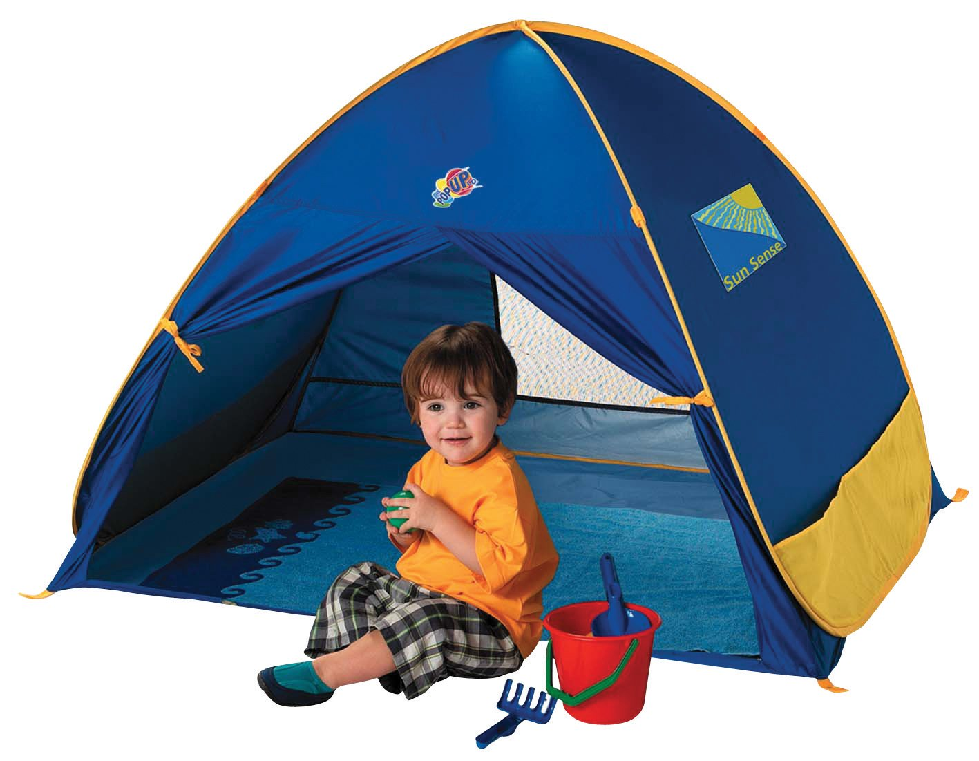 Schylling UV Play Shade SPF 50+ Ultra portable  sc 1 st  Amazon.com : infant sun shade tent - afamca.org