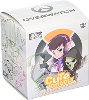 Overwatch Cute But Deadly S3 Blind Box Mini Figure, One Random