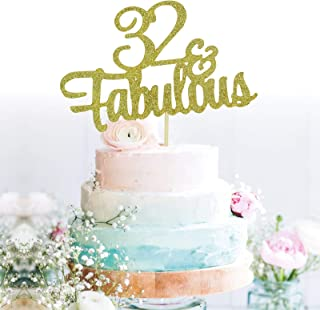 Best 32 birthday cake Reviews
