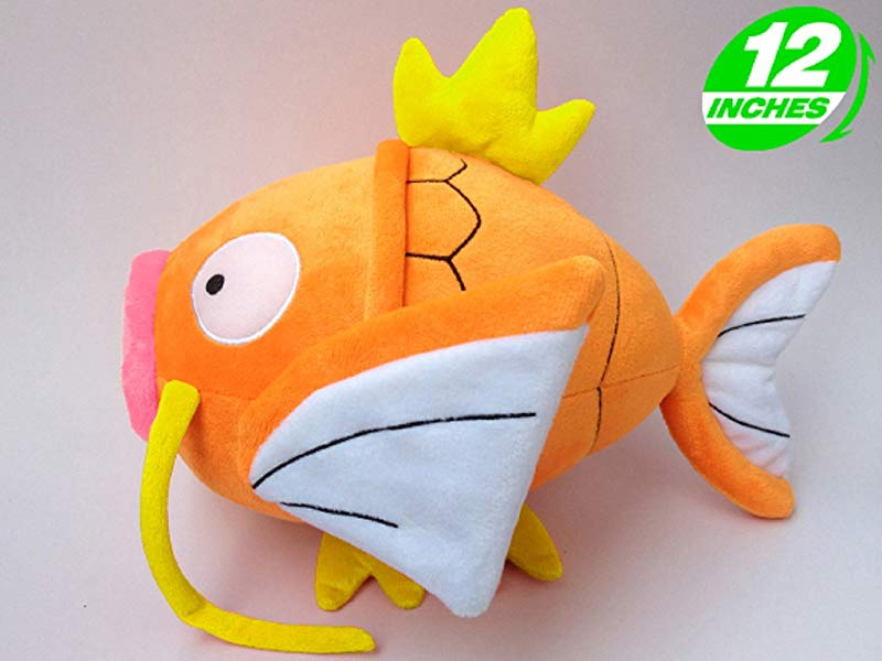 Pokemon Anime Magikarp Plush Doll
