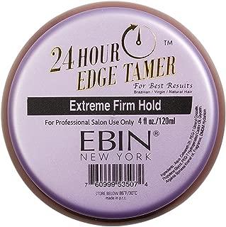 Ebin New York 24 Hour Edge Tamer (24Hr EXTREME FIRM HOLD 4oz)