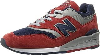 New Balance Men's 997 Enduring Purpose-Made USA Fashion Sneaker
