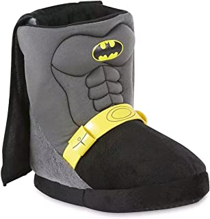 Batman Toddler Boys' Caped Slipper