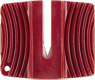 NEWSHOT - Afilador de cerámica de Bolsillo para Carpa de Pesca, Cuchillo de Cocina, Cuchillos Rectos de Acero, Herramienta de Acero de tungsteno