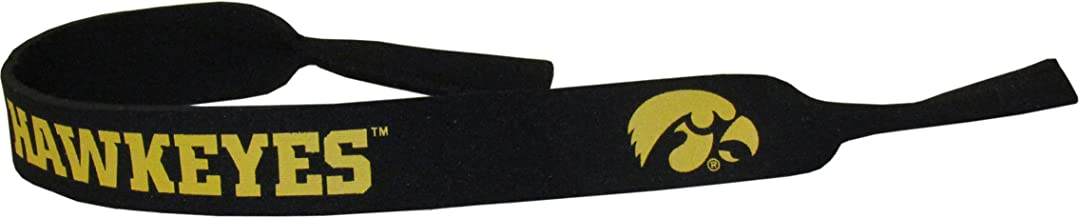 NCAA Iowa Hawkeyes Neoprene Sunglass Strap
