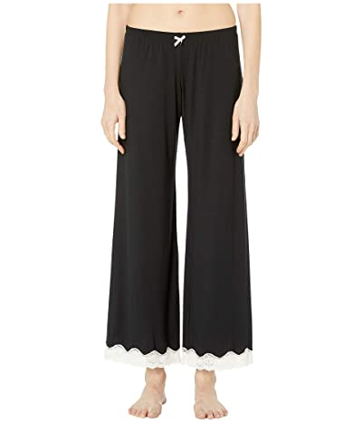 Eberjey Lady Godiva PJ Pant (Black/Off-White) Women