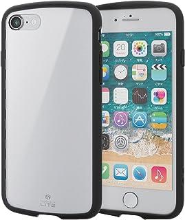 エレコム iPhone 8 ケース 衝撃吸収 【 落下時の衝撃から本体を守る 】 TOUGH SLIM LITE iPhone 7対応 ホワイト PM-A17MTSLWH