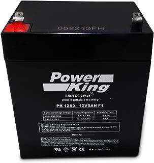 Chamberlain 41A6357-1 Garage Door Opener Replacement Battery Beiter DC Power