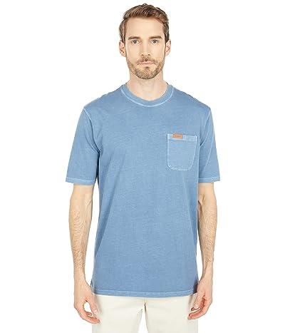 Pendleton Deschutes Pocket Tee (Faded Blue) Men