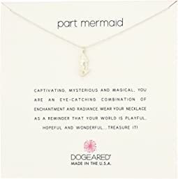 Dogeared - Part Mermaid Enchanted Mermaid Necklace