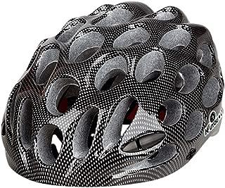 CapsA Bike Helmets Lightweight Microshell Bicycle Helmet Ultralight Bicycle Helmet Featuring 360 Degree Comfort System Adjustable Bike Cycling Helmets with Light Size 57-61
