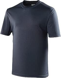 Camiseta deportiva transpirable tecnología Neoteric? de manga corta para hombre - Running/Gym/Deporte - Variedad 30 colores