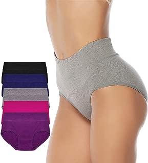 high waist seamless underwear