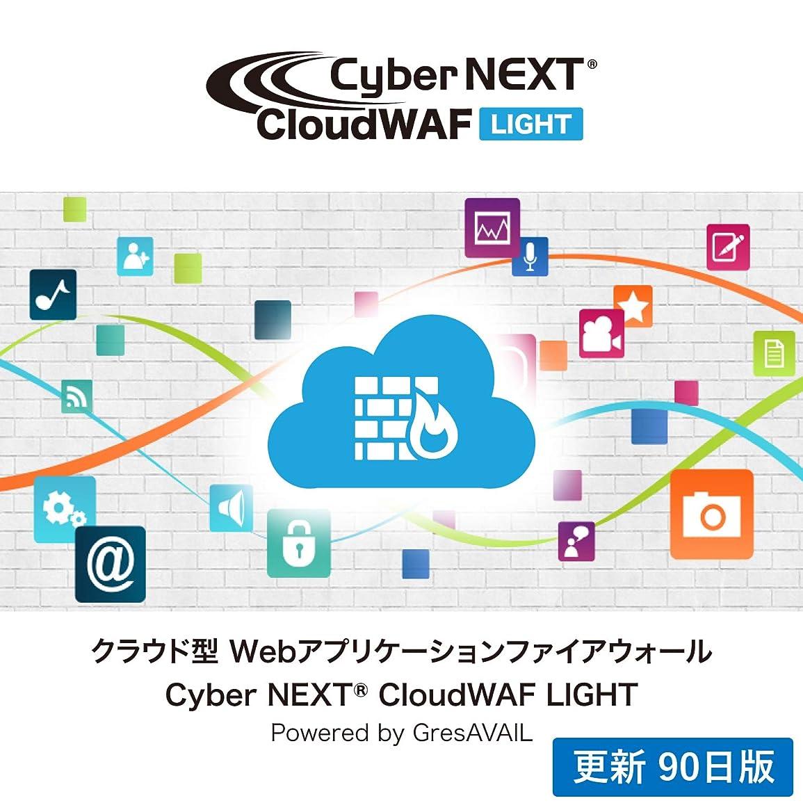 所有者勝利サイレントCyber NEXT CloudWAF Light|更新90日|オンラインコード版