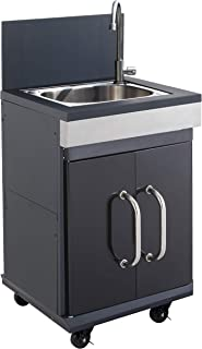 Cookin garden CH527T Barbecue Tonino Noir 78x54x29 cm