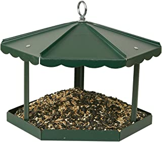 Homestead Fly-Thru Gazebo Bird Feeder (Green River Texture) - 3400R